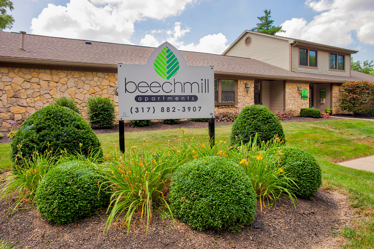 Southside Indianapolis Apartments Beechmill Home